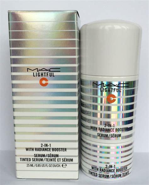 Mac Blush On 2in1 Murah mac lightful c 2 in 1 tint serum with radiance booster