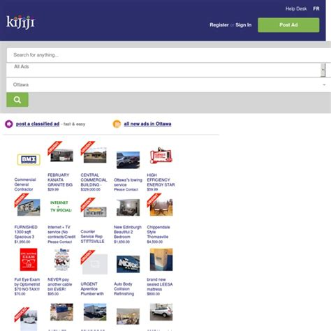 kijiji appartments kijiji free classifieds in canada find a job buy a car