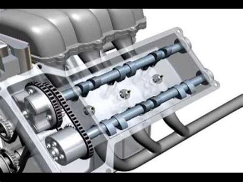 how does a cars engine work 2006 toyota land cruiser parking system how a car engine works animation