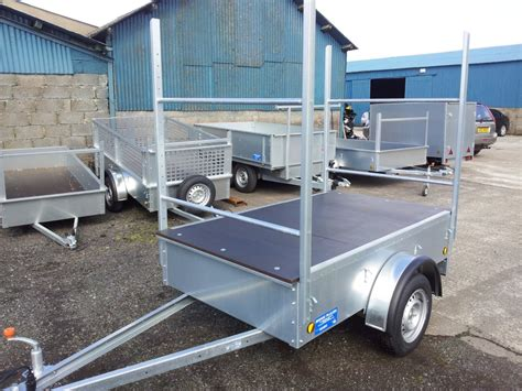 Trailer Ladder Rack by Ladder Rack Trailers Armagh Trailers