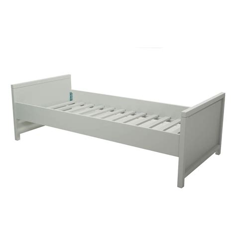 letto bimbo letto bimbo 90x200 cm grigio chiaro quax design bambino