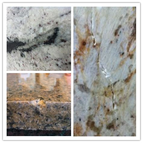 countertop guide how to repair fissures cracks and chips