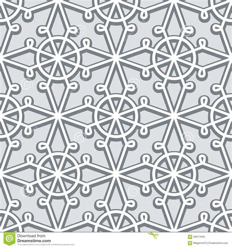 grey lace pattern grey lace pattern stock vector image 56611640