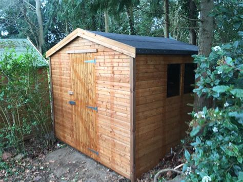 apex tanalised shed easy shed
