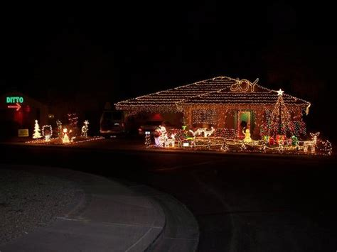 best christmas light displays in phoenix east valley