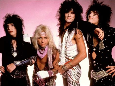 80s hair band hairstyles motley crue haute mess pinterest then and now 80s