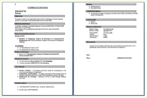 Resume For Freshers Looking For The 5 resume for freshers looking for the budget
