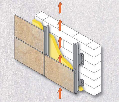 lade da esterno parete facciate ventilate e parete ventilata in gres procellanato