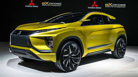 Mitsubishi Lancer Ex 2020 by Mitsubishi S Ex Concept Is The New Asx