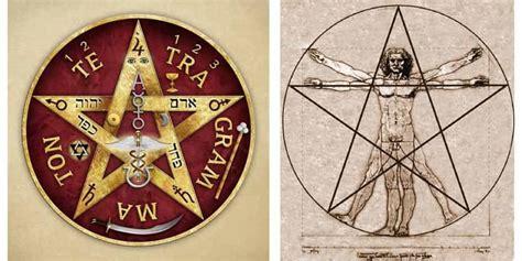 imagenes simbolos de proteccion el pentagrama o tetragrammaton s 237 mbolo antiguo de poder y