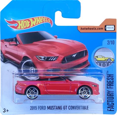 Dijamin Hotwheels Wheels 2015 Ford Mustang Gt Convertible image 2015 ford mustang gt convertible package front png wheels wiki fandom powered by