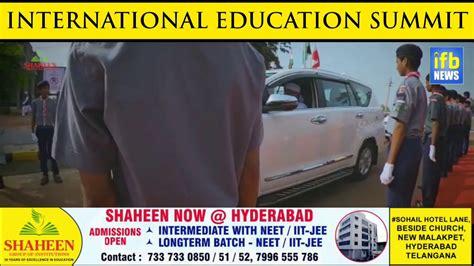 international education summit  shaheen group
