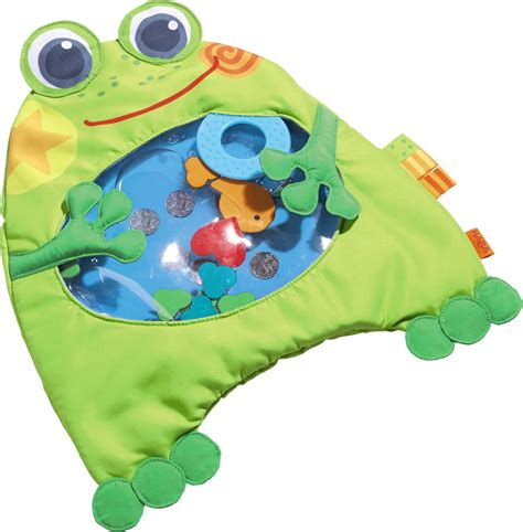 Frog Tummy Time Mat by Up The Best Tummy Time Toys Metro Club