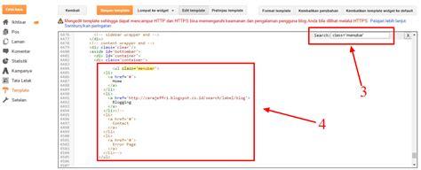 cara membuat html menarik 7 cara membuat menu blog lebih menarik nge blog bareng