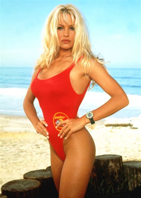 actress name in baywatch movie pamela anderson joins baywatch movie cast instyle
