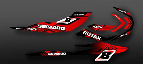 fliese 300 x 100 kit decoration 100 custom for seadoo rxp x 260 300