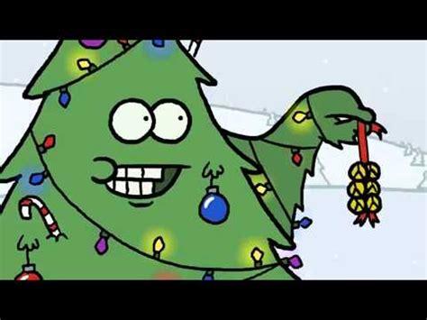 lustiger weihnachtsbaum youtube
