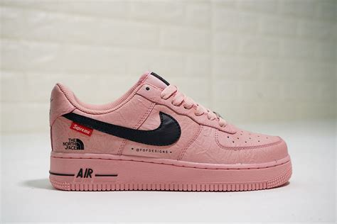 Supreme Nike Air 1 by Supreme X Nike Air 1 The Partical Pink Sale