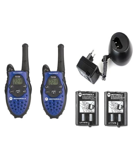 Harga Walkie Talkie Motorola T5720 by Motorola T5720 Walkie Talkie Price In India Buy Motorola