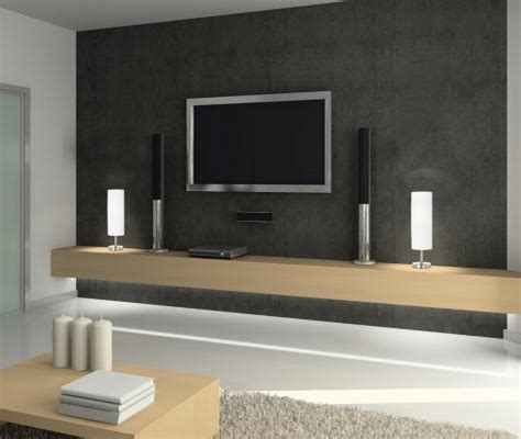 tv accent wall den pinterest