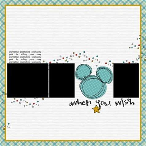 scrapbook layout maps free digital scrapbooking templates layout sketches and