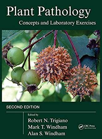 basic plant pathology methods books plant pathology concepts and laboratory exercises second