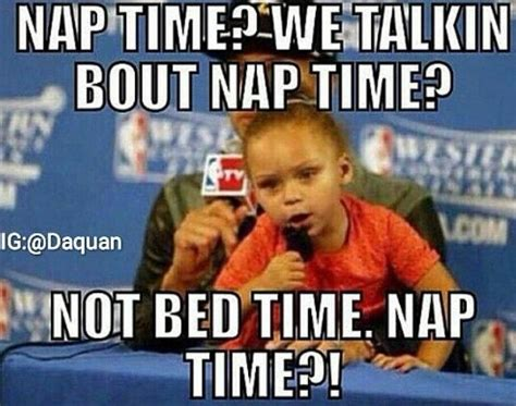 Riley Meme - nap time riley curry know your meme