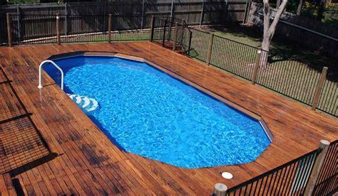 ground pools melbourne pools