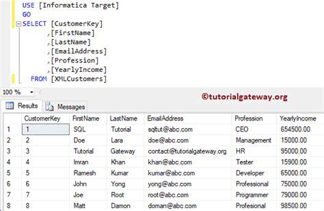 xml gateway tutorial xml source qualifier in informatica 26