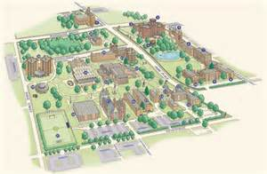 Octagon House Plans campus map