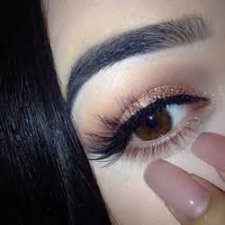 make up makeup palette eye makeup brown eyelashes