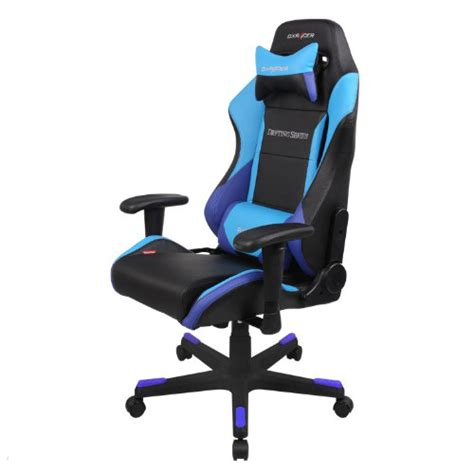 Racer Computer Chair by Dxracer Oh De63 Nbb Office Pc Gaming Chair Ergonomic