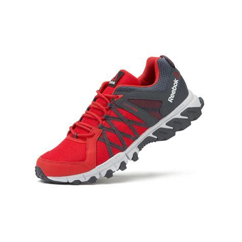 Handgrip Reebok reebok s trail grip navy running shoe