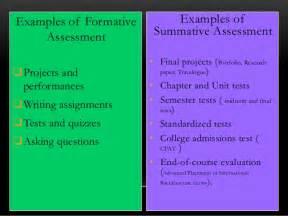 Summative Assessment Template by Summative Assessment Advantages Vs Disadvantages