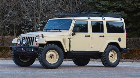 Jeep S Diesel Land Rover Knockoff Might Be Cooler Than A