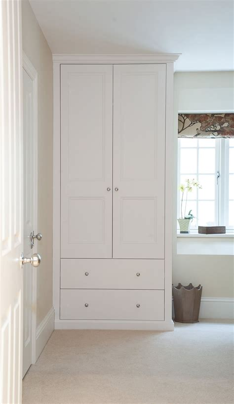 Small Wardrobe Doors - bespoke fitted wardrobes and cupboards alcove