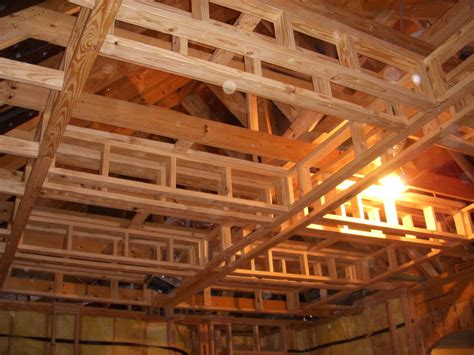 ceiling framing with metal stud modern ceiling design