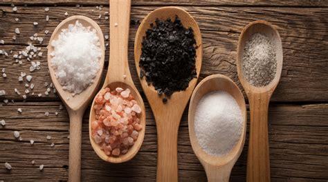 tipi di sale da cucina tipi di sale propriet 224 caratteristiche e usi in cucina