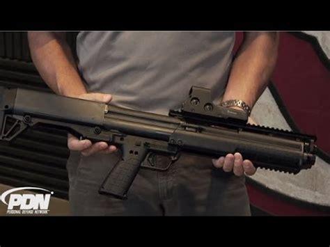 Small Home Defense Shotguns Personal Defense Network Kel Tec Ksg Compact Shotgun