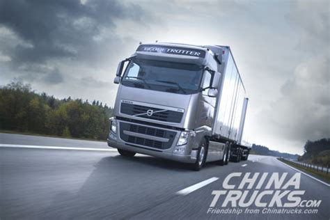 volvo trucks china volvo trucks awarded imported h d truck of the year