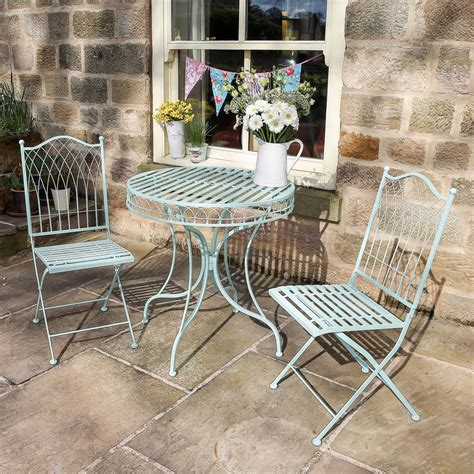 Blue Bistro Chairs Bistro Tables Our Of The Best Ideal Home