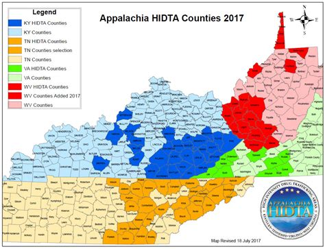 kentucky hidta map welcome to ahidta ahidta