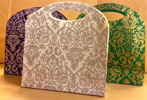 Indian Handmade Gifts - handmade small gift bag indian wedding favor gift bag