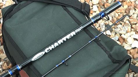 charter boat fishing rods the charter boat rod 15 30lb class sea fishing tackle