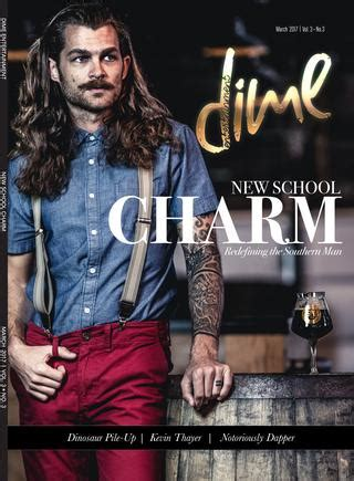 dime entertainment | march 2017 | new school charm by dime