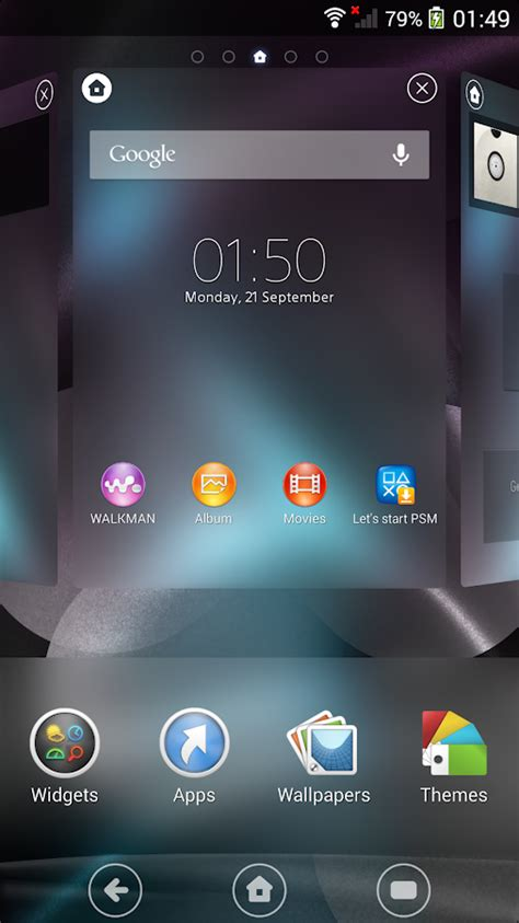 sony themes apps beautiful themes for sony xperia z3 compact pg 2 sony