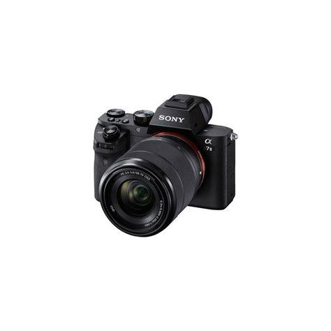 Sony Fe 28 70mm F 3 5 5 6 Oss Lens sony alpha a7ii mirrorless with fe 28 70mm f 3 5 5 6 oss lens