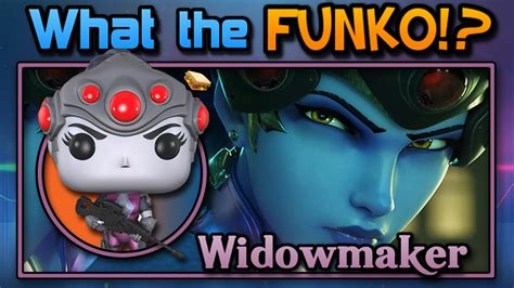 overwatch widowmaker funko pop unboxing review quot the