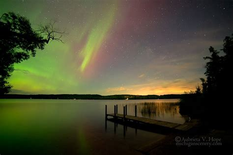northern lights vacations michigan the most stellar places for stargazing in michigan