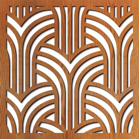 wood cutting templates gatsby arches partition gatsby stenciling